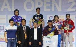 """Монголын бөхчүүд """"Байгаль Опен""""-оос 23 медаль хүртэв"""