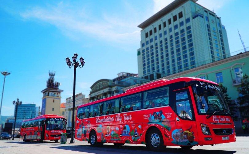 Хотын автобустай аялал ирэх даваа гаригаас үйлчилнэ