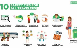 Гадаадад аюулгүй аялах 10 зөвлөмж