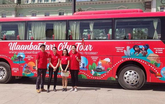 """""""Сити тур"""" хотын автобустай аялал эхэллээ"""