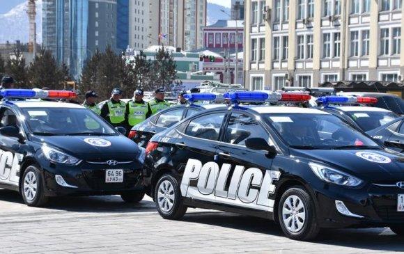 Цагдаагийн автомашиныг нэг тэрбумаар шинэчилнэ