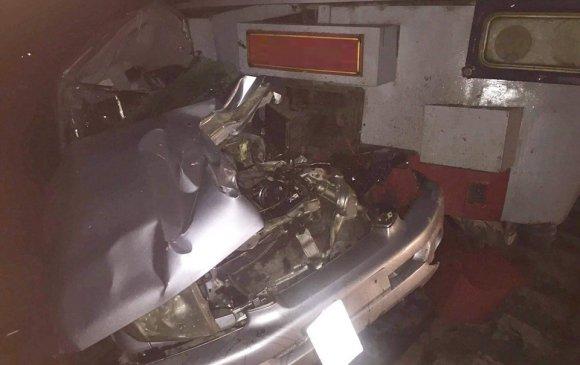 Галт тэрэг, автомашинтай мөргөлдөж хоёр хүний амь нас хохирчээ