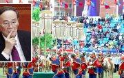 Хятадын дэд дарга Монголд ирж наадам үзнэ