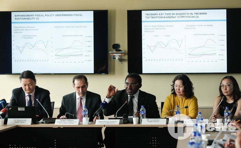 Дэлхийн банк: Хөрөнгө оруулалтын үр ашгийг сайжруулахыг сануулав
