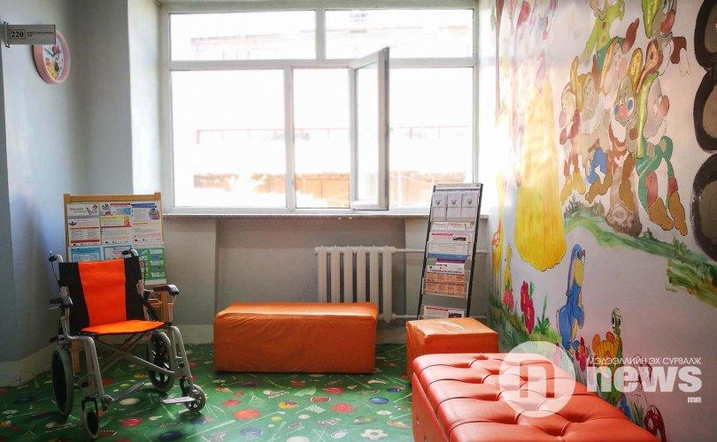 Байнгын асаргаанд байдаг 74 хүүхдийг эмчилгээнд хамруулжээ