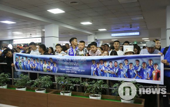 А.Ганбаатар: Ази, дэлхийн тэмцээнд өрсөлдөх боломж Монголын багт ирлээ