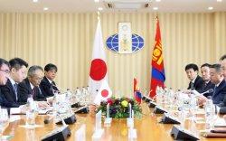 Монгол улс, Япон улсын гадаад харилцааны сайд нар албан ёсны хэлэлцээ хийв