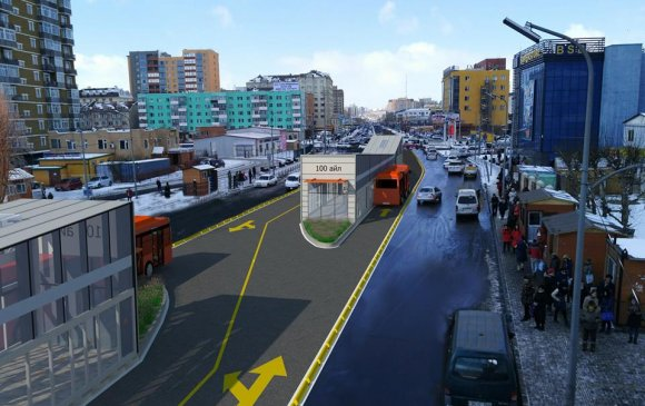 """""""Автобусны нэгдүгээр эгнээг 2020 онд  замын голд шилжүүлнэ"""""""