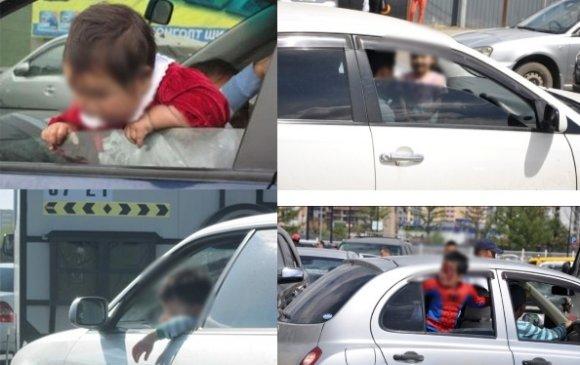 Машины цонхоор гурван настай хүүхэд унаж, нас баржээ
