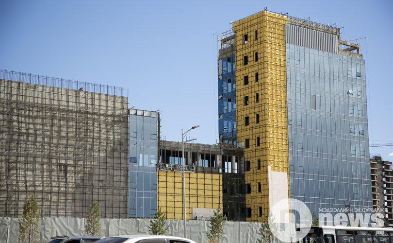 Танилц: Хотын захиргааны шинэ барилга намар ашиглалтад орно