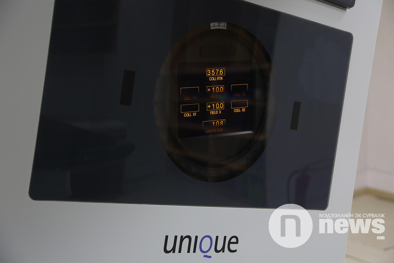 """""""Туяа эмчилгээний технологийн дэвшил-шугаман хурдасгуур"""" аппарат (11)"""
