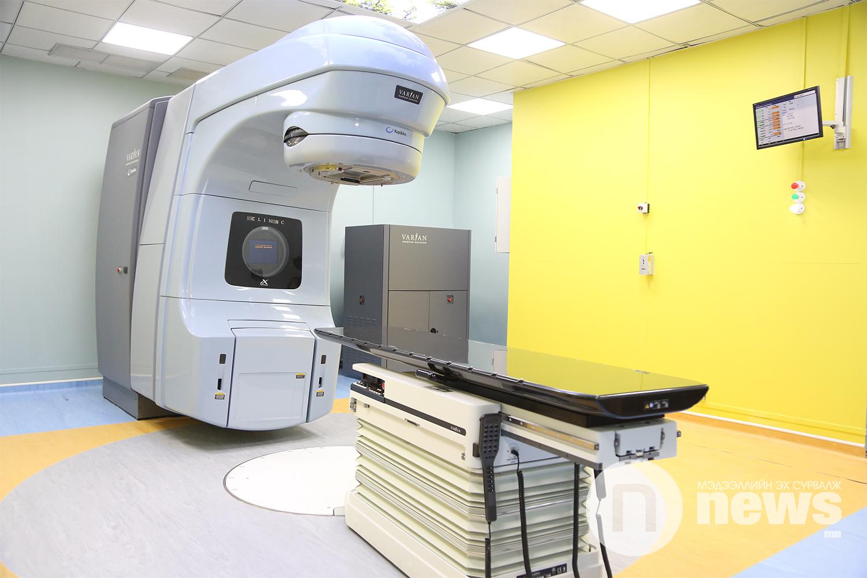 """""""Туяа эмчилгээний технологийн дэвшил-шугаман хурдасгуур"""" аппарат (8)"""