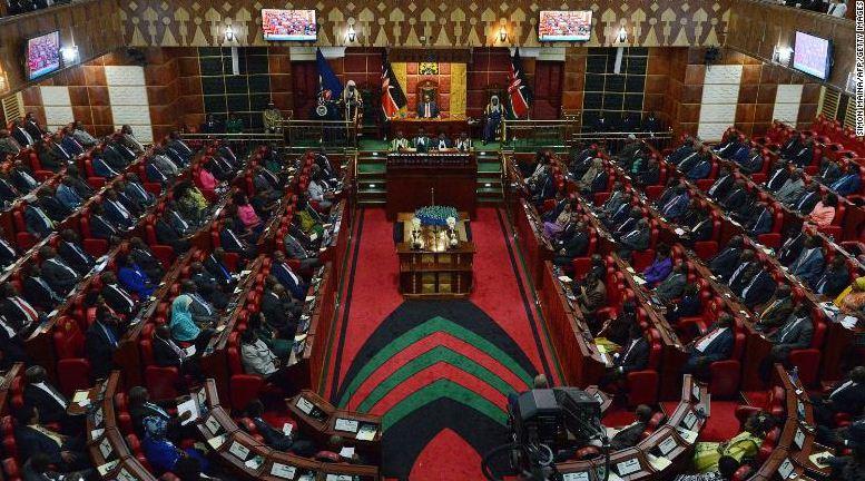 Кенийн парламентын гишүүнийг баривчилжээ