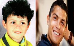 Спортын алдартнууд хүүхэд ахуй насандаа
