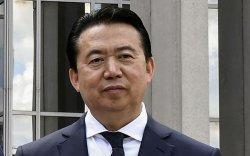Интерполын тэргүүн асан Мэн Хун Вэй авлига авснаа хүлээн зөвшөөрөв