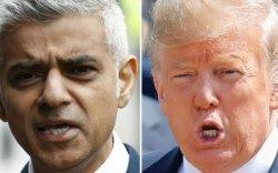 Трамп: Лондон хотын дарга бол үндэстний гутамшиг