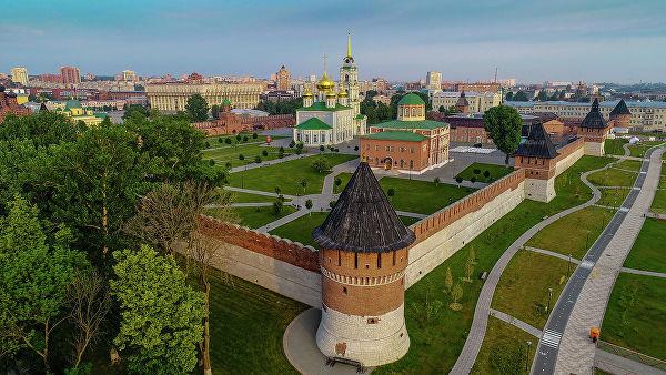 Тула хотын Кремлийн 500 жилийн ойг тэмдэглэнэ