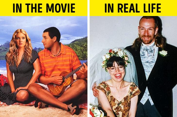 Бодит амьдралаас сэдэвлэсэн хайрын тухай 10 кино
