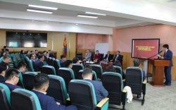 """""""Монгол Улсын шүүхийн сонгомол шийдвэрийн эмхэтгэл-IV боть"""" бүтээлийн нээлт боллоо"""