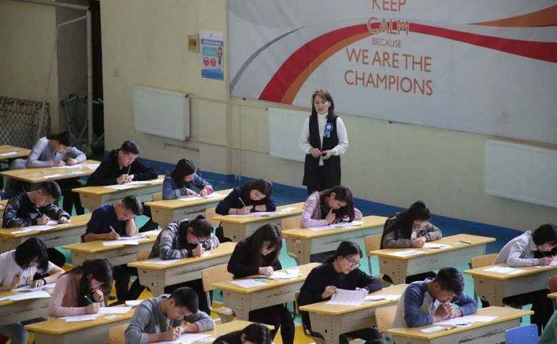 16 мянган сурагч ЭЕШ өгнө