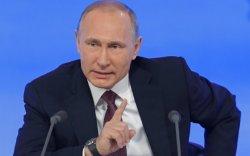 В.Путин: Би түүнийг хэзээ ч мартахгүй, одоо ч ичиж байна