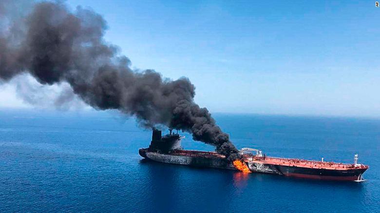 АНУ-ын тал Ираны завь дэлбэрэлтийг үйлдсэн байж болзошгүй бичлэг дэлгэв