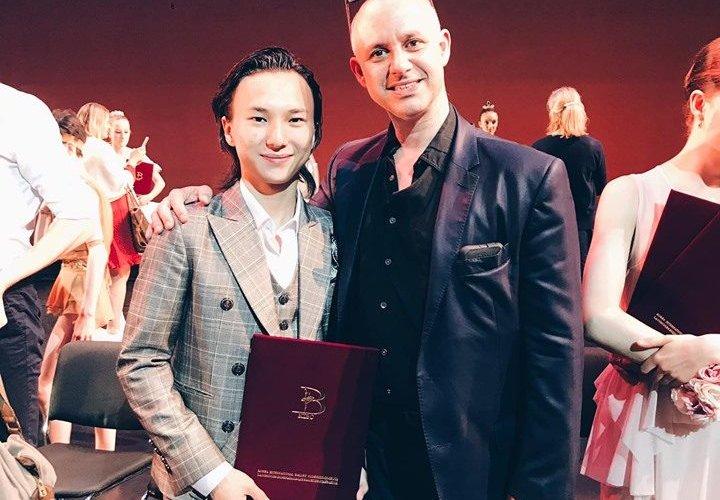 Монгол хүү дэлхийн балетын түүхэнд нэрээ мөнхөллөө