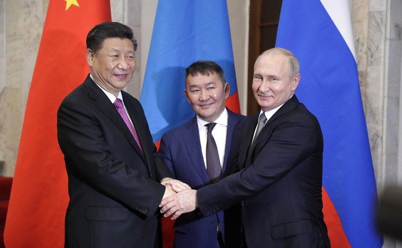 Монгол Улс Зүүн хойд Азийн холбогч байж чадах уу?