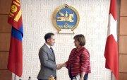 Д.Цогтбаатар Швейцарын Холбооны Улсын Үндэсний Зөвлөлийн даргад бараалхлаа