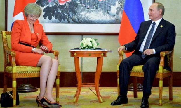 """Путин, Мэй нар """"Их-20""""-ийн үеэр уулзаж болзошгүй"""