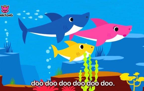 """""""Baby Shark"""" дуугаар цуврал хүүхэлдэй хийхээр болжээ"""