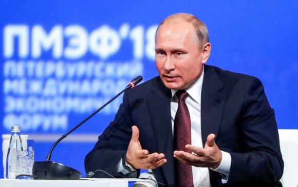 Путин: Скрипаль манай биш, тэдний тагнуул