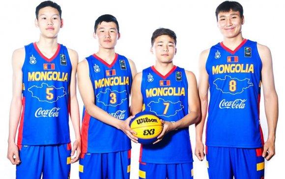 Г.Өсөхбаяр, Ц.Шаравжамцын хөвгүүд Монголын багт багтав