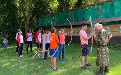 Байт харвааны тамирчид Бельгид бэлтгэл хийж байна