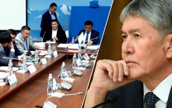 Киргиз экс Ерөнхийлөгчийнхөө халдашгүй эрхийг цуцалжээ