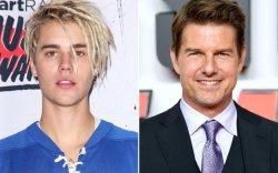 Жастин Бибер жүжигчин Том Крузыг тулаанд дууджээ