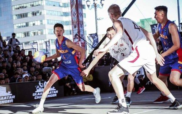 Монголын сагсчид Латви, Беларусын багийг хожиж шуугиан тарив