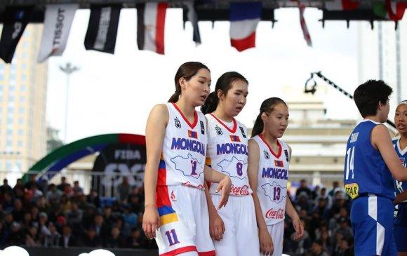 Монгол охид Голландын багийг ялж, ДАШТ-ий анхны хожлоо авлаа