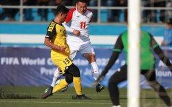 Монголын хөлбөмбөгийн шигшээ баг түүхэн тоглолт хийнэ