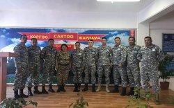 Алба хаагчид Киргиз улсад сургалтад хамрагдаж байна