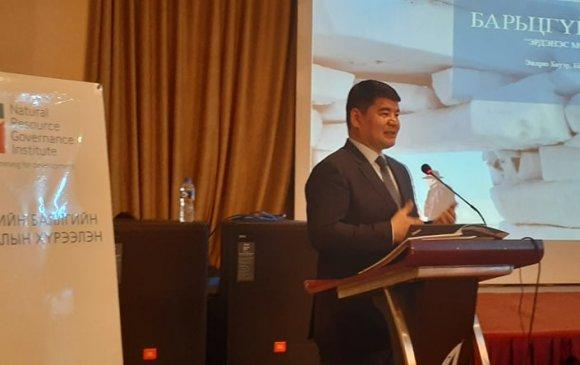 """""""Эрдэнэс Монгол"""" 48 тэрбум төгрөгийн ашигтай ажиллажээ"""
