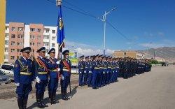 ОБГ-ыг дэслэгч генерал Г.Дамдинсүрэнгийн нэрэмжит болгох ёслолын ажиллагаа боллоо