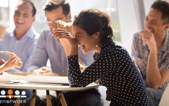 Ажил дээрээ аз жаргалтай байж ажлын бүтээмжээ нэмэгдүүлье