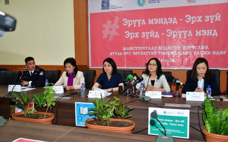 Монголд хар тамхи байнга хэрэглэдэг 708 хүн байна