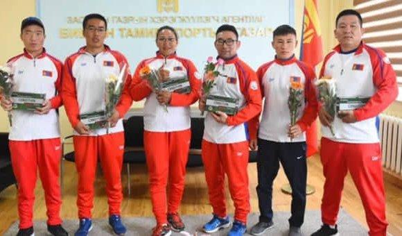 Дэлхийн хараагүйчүүдийн наадамд Монголын баг оролцоно