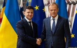 Украины иргэдэд ОХУ-ын паспорт олгохын эсрэг хориг тавихыг хүсчээ