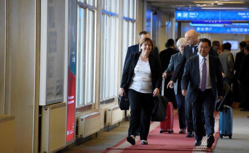 Швейцарын Холбооны Улсын Үндэсний Зөвлөлийн даргын айлчлал эхэллээ