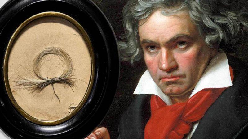 Бетховены туг үс 44,000 доллараар зарагджээ