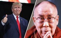 Далай лам: Трамп ёс суртахууны доголдолтой