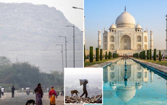 Энэтхэгийн хогон уул Таж Махалаас өндөр болно